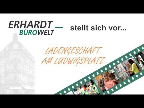 Ladengeschäft Erhardt Bürowelt