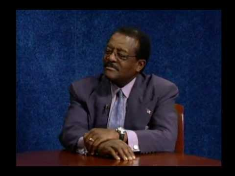 Johnnie Cochran Interview on Cable TV Show Freedom Quest Part 2