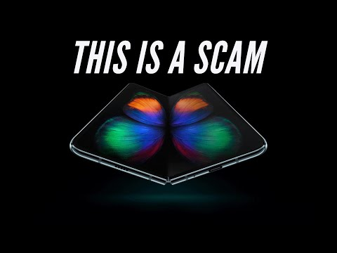 I'm Not Buying the Galaxy Fold (and Neither Should You)