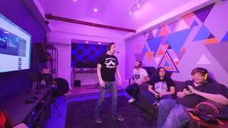 Stumpt Studio with VR!!