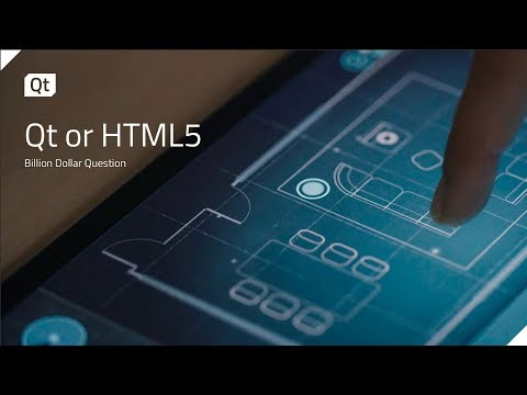 Qt Or HTML5 — A Billion Dollar Question {on-demand Webinar}