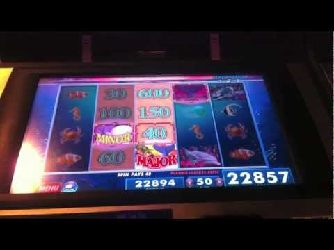 IGT - Whale Song Slot - SugarHouse Casino - Philadelphia, PA