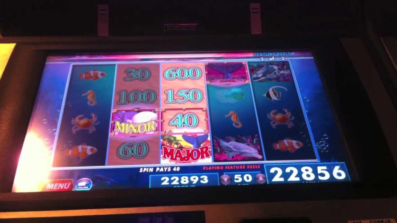 sugarhouse casino slot machines
