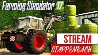 Farming Simulator 17 | stappenbach | Le stream du dimanche !