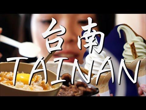 Food trip to Tainan, Taiwan