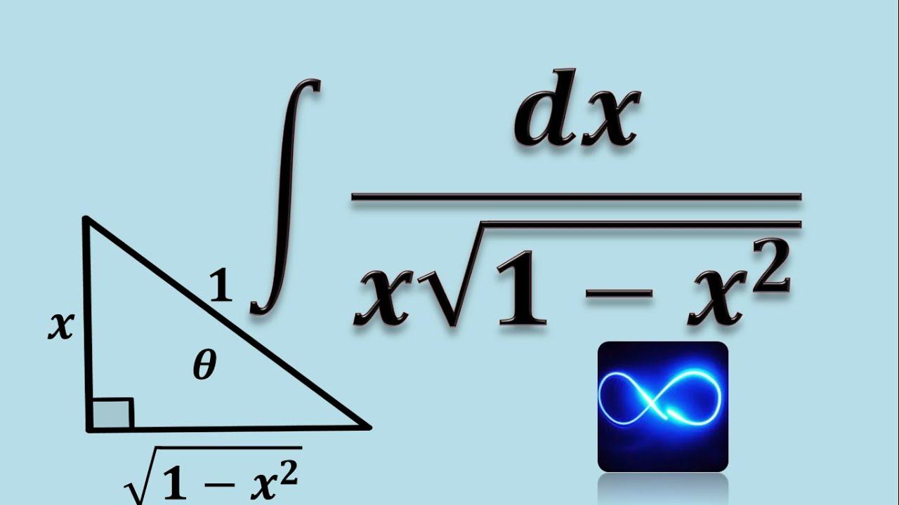 205. Integral De Dx Entre X Raiz De 1