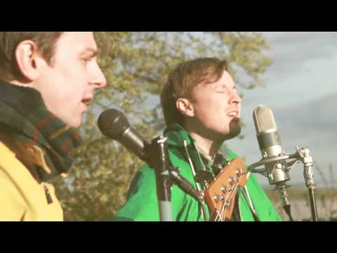 Django Django - Firewater (Acoustic Session)