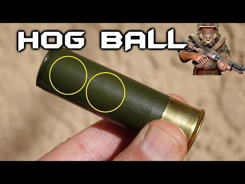 HOG BALL 12ga