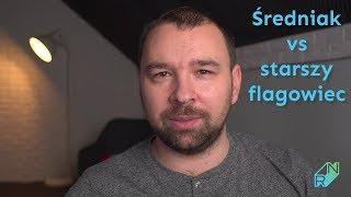 Nowy średniak czy starszy flagowiec? #VlogTechnologiczny | Robert Nawrowski