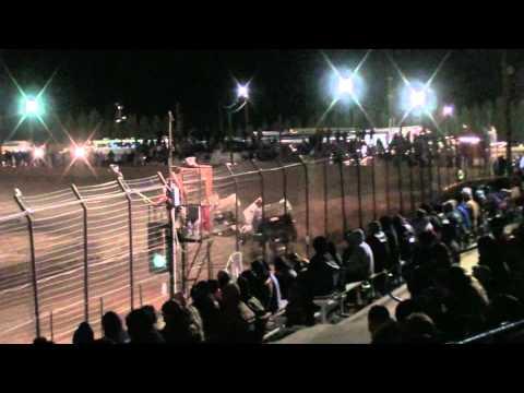 Tony Stewart racing Sprint Car SNMS 11/12/10