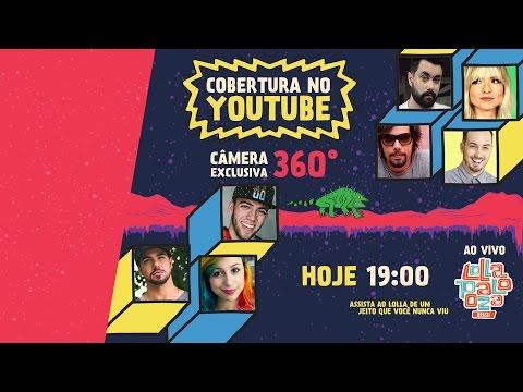 Cid, China, Didi Effe, Fernanda Braz no Lollapalooza 2017   Hoje às 19h!