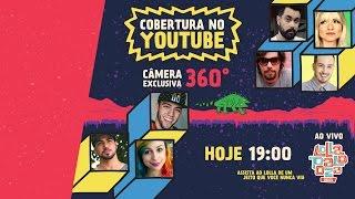 Cid, China, Didi Effe, Fernanda Braz comentam o Lollapalooza 2017