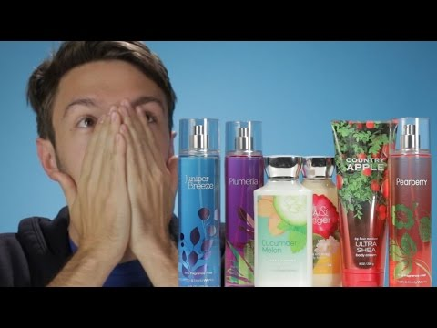 Men Review '90s Bath & Body Works Scents