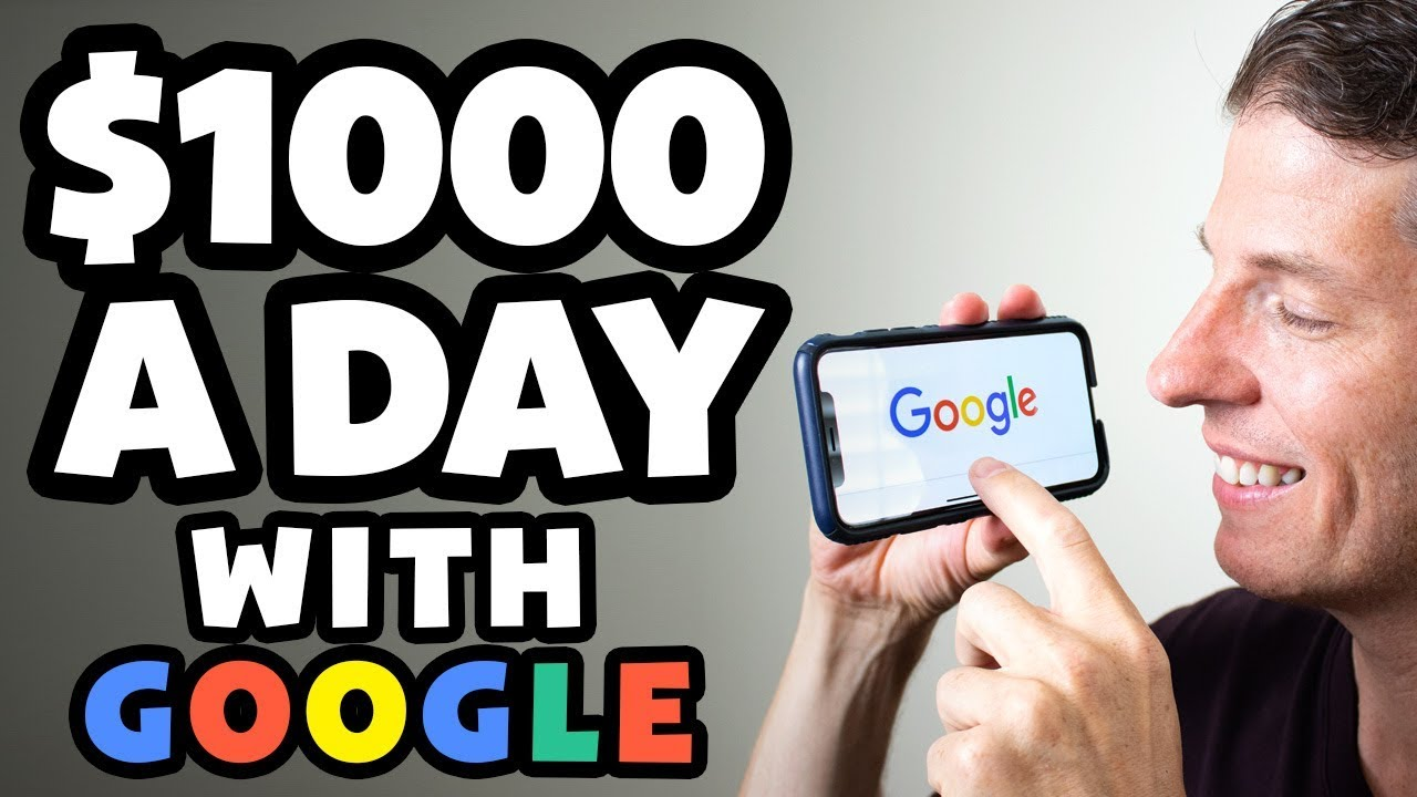 How To Make $1000 In One Day On Google
