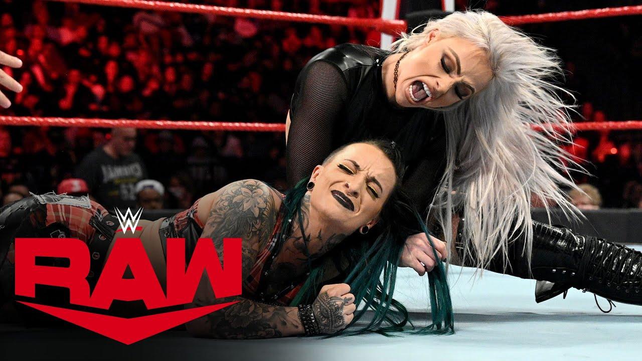 Liv Morgan vs. Ruby Riott: Raw, March 2, 2020