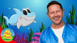 Baby Shark and More | Kids Songs and Nursery Rhymes | The Mik Maks