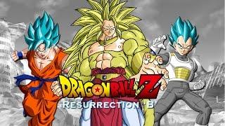 Dragon Ball Z: Resurrection 'B' | Film Completo [FanMade]