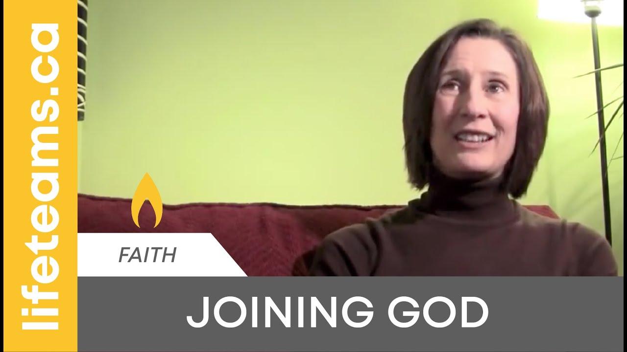 Joining God