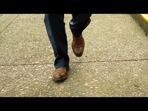 Mayor Leonard Krog - Walk Like Nobody's Watching (CITY of NANAIMO)