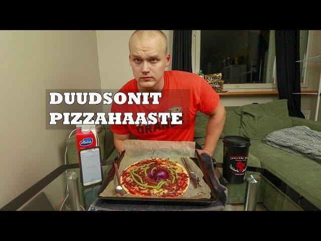 Duudsonit Pizzahaaste