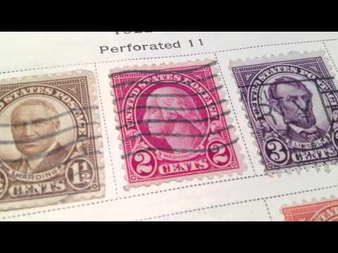 2¢ George Washington US Postage Stamp Scott's #554