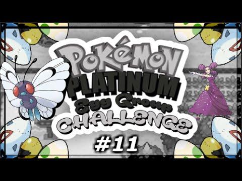 "Pokemon Platinum Randomized Egg Group Challenge Ep.11 ""Fantina the Dreama"""