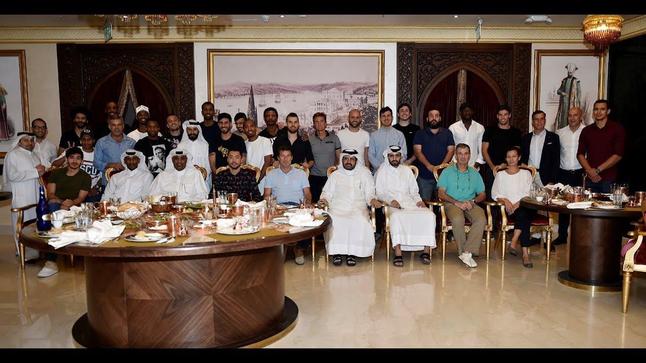 Download Al Rayyan F.C. Dinner