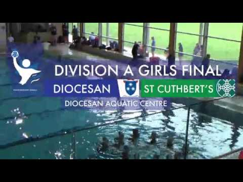North Island Senior Secondary Schools division A girls' final - Diocesan v St Cuthbert's