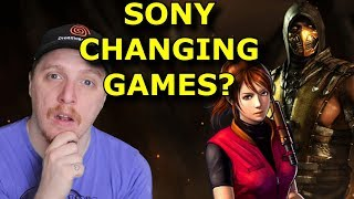 The TRUTH About Sony Censoring Ps4 Games....