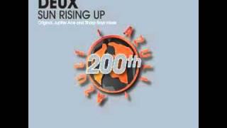 Deux feat. Rebeka Brown - Sun Rising Up 2005 (Alex Deejay Iberican Mix)