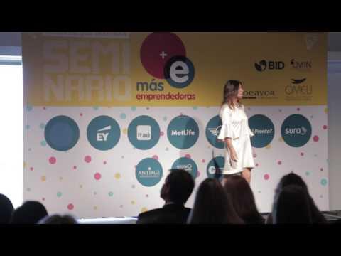 Ana Castillo (Uruguay)- Seminario Más Emprendedoras 2016