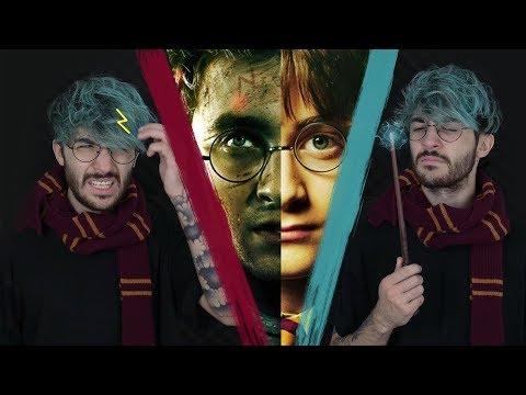 Harry Potter in 2 Minuten gesungen | Sing A Movie mit Toni Pirosa