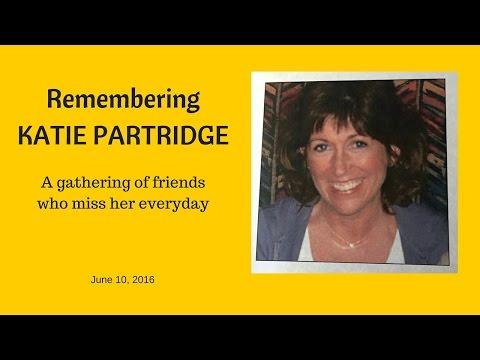 Katie Partridge Remembrance June 10 2016