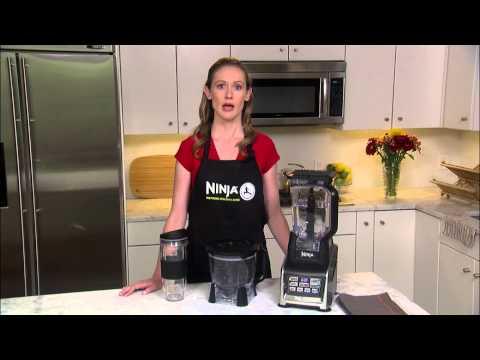 Nutri Ninja® Ninja Blender DUO™ with Auto-iQ™ - How Do I Clean My Ninja Blender