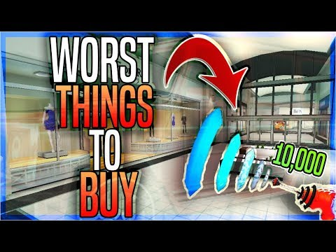 WORST THINGS I WASTED MY MONEY ON | AVAKIN LIFE ONLINE - BY: DANTEAVA