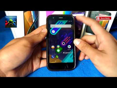 ROM COSMIC OS UNIVERSE MOTO G 2013 (ANDROID 8.1 )!!!!!
