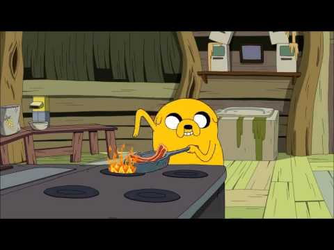 Adventure Time  Bacon Pancakes Jake The Dog