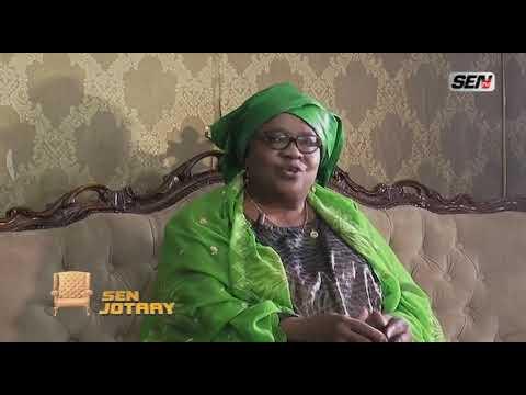 SEN JOTAAY: Aida Sow Diawara parle de la succession de Tanor