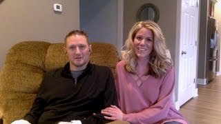 Surprises for Man Who Lost Limbs Due to Strep Throat