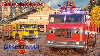 William Watermore - Mobil Pemadam Kebakaran - Real City Heroes (RCH)  | Coilbook Indonesia