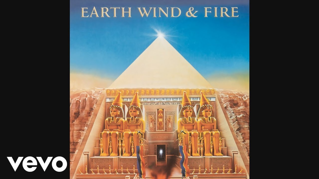 Earth Wind Amp Fire Fantasy Audio Youtube