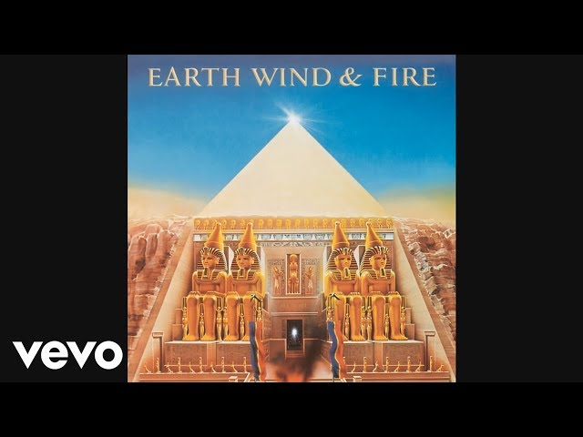 Earth, Wind & Fire - Fantasy (Official Audio)