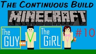 Minecraft: The Continuous Build #10: THE END