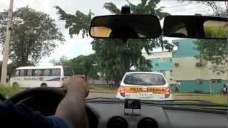Percurso prova Prática de carro Itaboraí - RJ