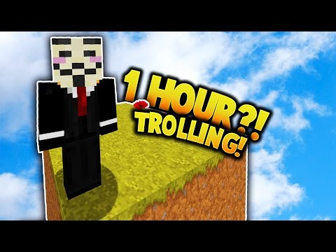 Minecraft CATCHING HACKERS TROLLING! (1 HOUR)