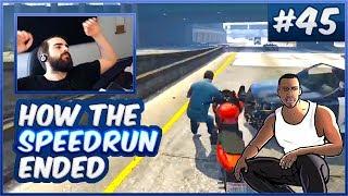 Feat. Carl Johnson - How'd The GTA Speedrun End - Ep 187