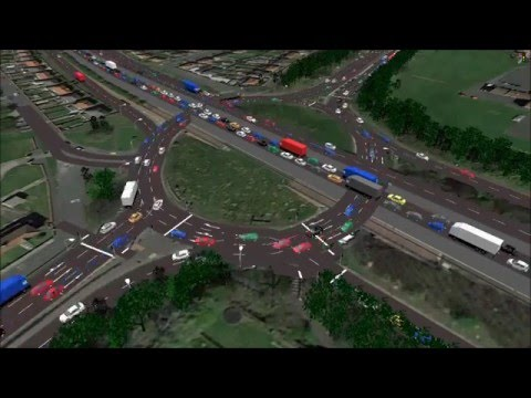 Proposed changes to John Reid Road roundabout, Leam Lane and Lindisfarne roundabout