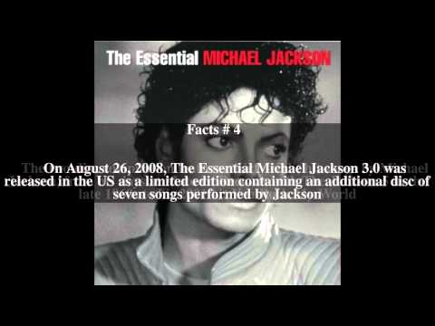 The Essential Michael Jackson Top # 5 Facts