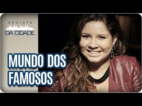 Marília Mendonça, Evaristo Costa E Luciele Di Camargo - Revista Da Cidade (25/08/2017)