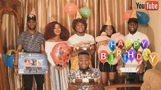 Birthday Celebrations In An African Home